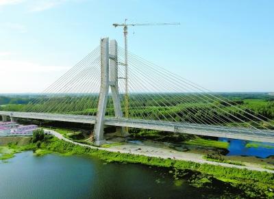 潮白河大桥预计10月1日通车